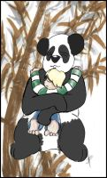 .:Panda Love:. by Erriewon