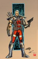 Colors_Cable by Liefeld by Absalom7