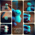 Cry (ceramic) by IloveWKever
