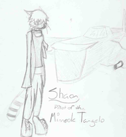 Shaon of the Minneola Tangelo by Shaon