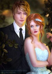 Maxon and America by itaXita