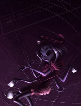 Muffet by Splodeman