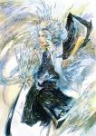Bleach Hitsugaya by RAE by siguredo