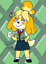 Isabelle  by FullmoonDagger