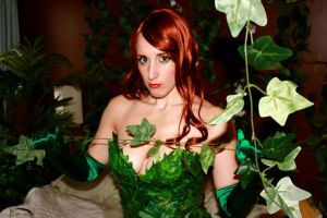 Poison Ivy 2 by cosplaynut