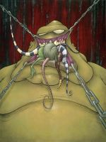 Gluttony by FountainOfDecay