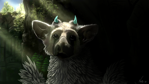 The Last Guardian Trico by Nestly