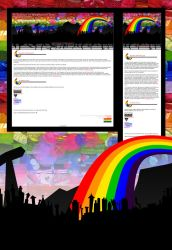 LGBT-on-dA Journal 1 by kproductions