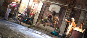 Dead or Alive 5 - Last Round by James--C