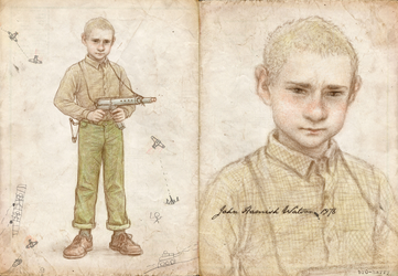 little soldier by br0-Harry