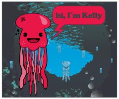 Kelly - The Jellyfish by Smolord