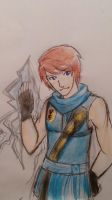 Jay speed draw by Squira130