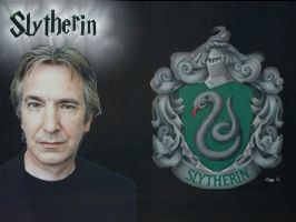 The Slytherin by macaparket