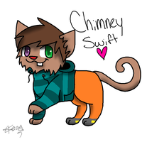 ChimneySwift by Deikitten