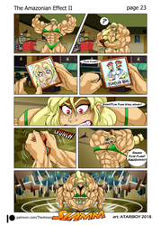 The Amazonian Effect II Page 23. by Atariboy2600