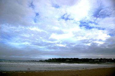 Skies in Maine by fewofmany