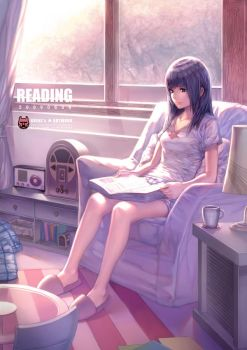 Reading by Cushart