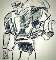 TFP Ratchet by piercethisheart