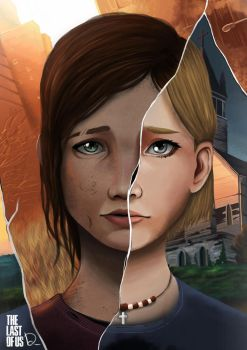 The Last of us - Daughters by DrawingisLife92