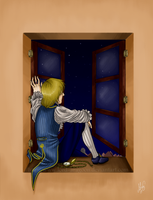Starry Night by Lord-Giovanni