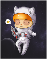 Astro Teemo! by linkitty