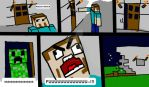 Minecraft Comic 1: The Creeper