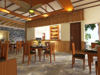 Proposed Beach Resort Clubhouse [Interior 2] by Gline01