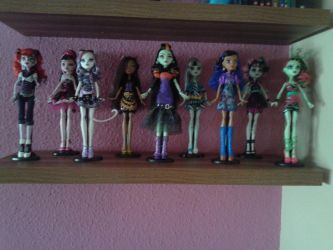 My MH collection  by alice-in-wonderland2
