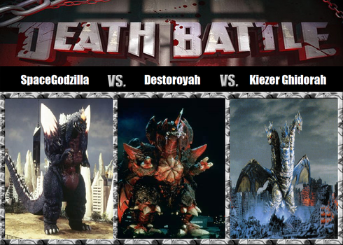 Death Battle: Godzilla's Toughest Villains by JapaneseGodzilla1954