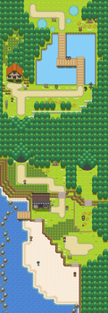 Route 104 remake by Mucrush