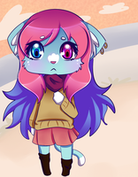 UTAU :Rockbell by the-electric-mage