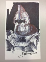 Cylon:SOLD by Praetorianguard1