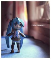 Papercraft : My Little Miku by ForeverMedhok