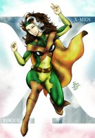 Rogue by fabioalexworld