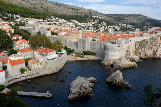 It's Dubrovnik by Destroth