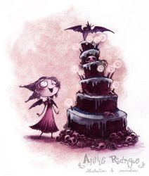 Happy Birthday Batty by maina