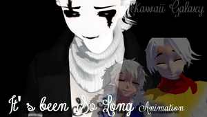[MMD Undertale]It's Been So Long Cover + Motion DL by Shinkomi