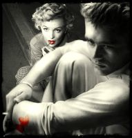 Jimmy and Norma Jeane by Foxsnout45