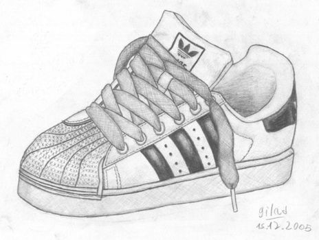 adidas shoes drawing. bukkakepandasquad 4 1 adidas superstar 2 by gilad26789 shoes drawing