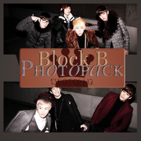 Photopack Block B 001 by DiamondPhotopacks