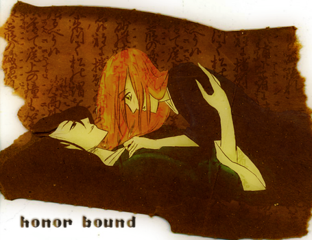 Honor Bound - Waking by sapphicspencil