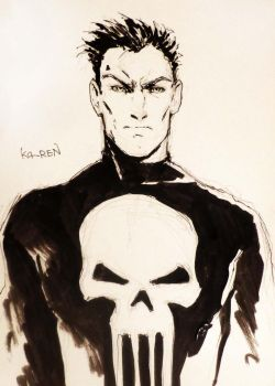 11 The Punisher by Ka-ren