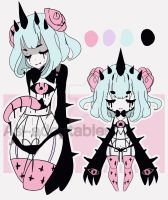 monster girl adoptable batch CLOSED by AS-Adoptables