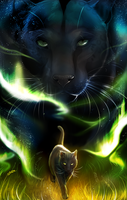 The Panther Spirit by possim