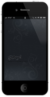 Pattern iPhone Wallpapers by Janaka86