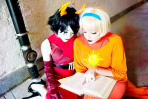 Book worms - Homestuck by Mostflogged
