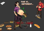 Team Fortress 2 - Holy Mary Mother of Joseph by DarjingWriter