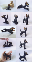 Ball Jointed Anubis by vonBorowsky