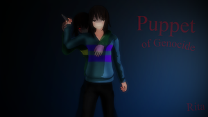 Puppet of Genocide by RitaLeader14
