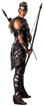 General Antiope - Transparent Background! by Camo-Flauge